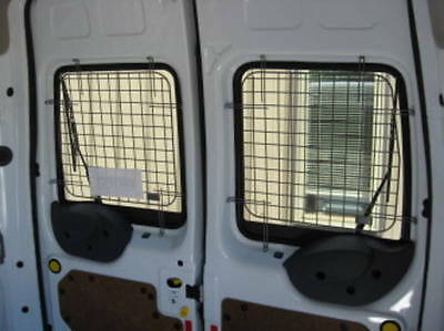 Ford Transit Connect - set of  4 Rear & Side Window Safety Screens - 2010-2013