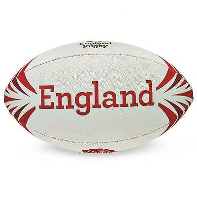 England R.F.U. Synthetic Rugby Ball Official Licensed Product 4 Panel