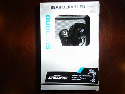 Shimano Deore M591, 9 Speeds, Long Cage, Rear Derailleur, New!