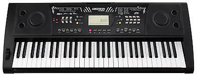 Tastiera Keyboard Piano Digitale 61 Tasti Usb Midi Registratore Professionale