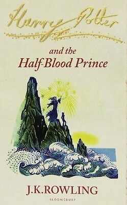 Harry Potter and the Half-Blood Prince (Harry Potter Signature Edition), 1408810