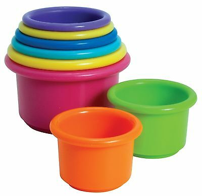 The First Years Stack Up Cups 1 Count