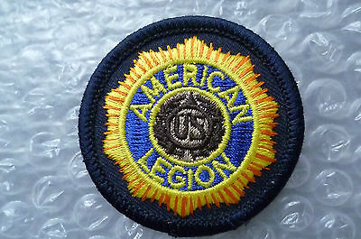 Patches- American Legion Police Patch- US Police Patch (NEW*,approx.2 x 2 inch)
