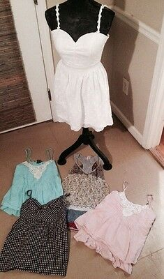 Women's Small Lot  RUE 21 And Speechless Dress And TOPS  Spring Summer