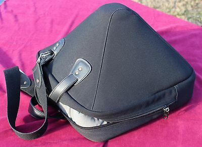 Separated bell French horn bag, Reunion Blues San Francisco Instrument Case