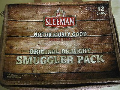 Sleeman Original Draught 12-Can Carry Pack Featuring Al Capone / Pirate Slyman