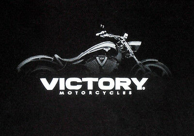 VICTORY motorcycle Polaris Industries cycle shirt