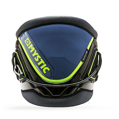 Mystic Majestic Kitesurf Harness 2017 - Lime