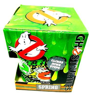 Ghostbusters Plastic 6.5cm Spring Slinky Toy Type Classic Kids Gift