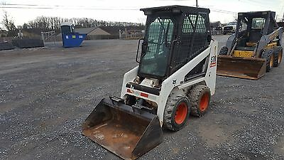2010 Bobcat S70 Skid Steer Loader w/ Cab!