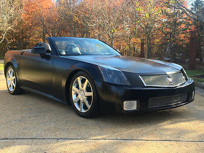 2004 Cadillac XLR Base Convertible 2-Door low mile free shipping warranty clean carfax custom paint collector rare