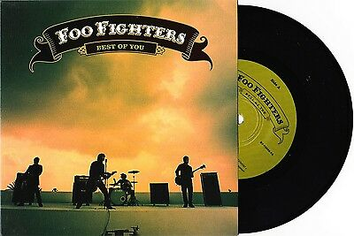 """Foo Fighters - Best Of You / FFL - Rare 7"""" US Promo Vinyl 45 - New"""
