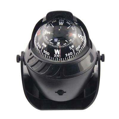 2 in 1 LED Light & Compass Sea Cruise Boat Truck