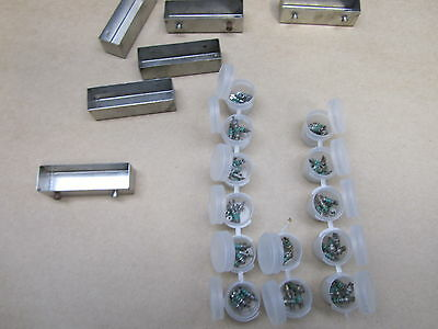 NEW PHILIPS ASSEMBLEON NOZZLES (About 65) and DUMP BINS
