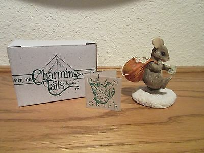 Charming Tails/Silvestri Mail Mouse Figurine