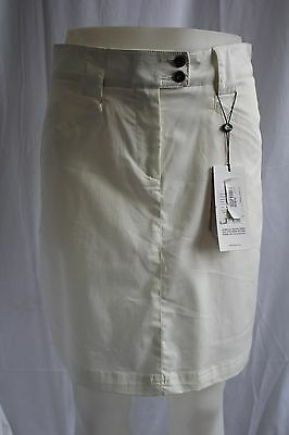 New With Tags Cross Sportswear Amy Golf Skort In White