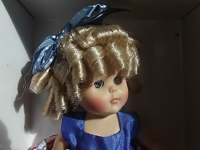 """Ginny For President """"The Land I Love""""-- NEW  box w/ sleeve 8' Vogue Ginny Doll"""