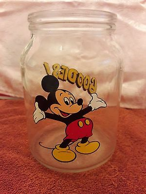 Mickey Mouse Goodies Jar