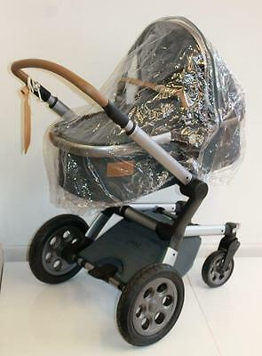 New Pvc Zipped Raincover To Fit The Joolz Day Earth Quadro Studio Pram Stroller