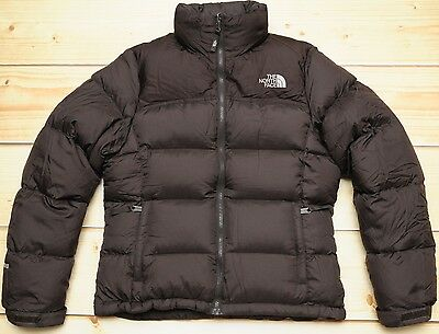 THE NORTH FACE NUPTSE 2 - 700 GOOSE DOWN warm puffer WOMEN'S JACKET - size S