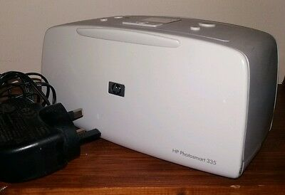 HP Photosmart 335 Digital Photo Inkjet Printer