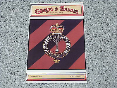 Crests and Badges of the Armed Forces 64 The WELSH Guards