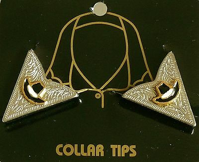 Country Hemd Kragenecken: Cowboy Hut Linedance Collar Tips Western Reiter Bolo
