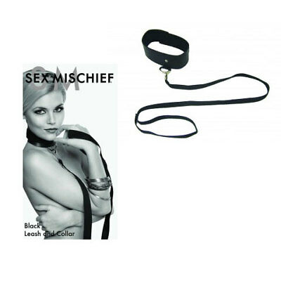 NEW Sex & Mischief Leash and Collar