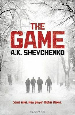 **NEW** - The Game (Paperback) 0755356411