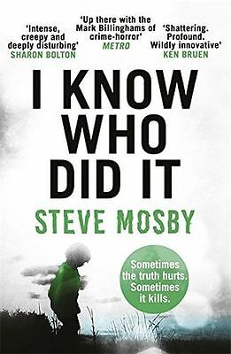 **NEW** - I Know Who Did It (Paperback) 1409157490
