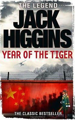 **NEW** - Year of the Tiger (Paperback) 0007349343