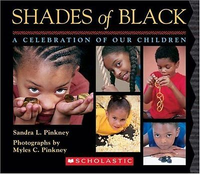 NEW - Shades of Black: A Celebration of Our Children (Board book) 0439802512