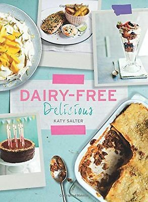 **NEW** - Dairy-Free Delicious (Hardcover) 1849494908