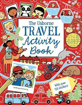 **NEW** - Travel Activity Book (Paperback) 1409563472