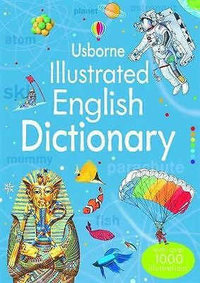 **NEW** - Illustrated English Dictionary (Paperback) 1409535258