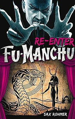 **NEW** - Fu-Manchu - Re-enter Fu-Manchu (Paperback) 0857686143