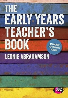 **NEW** - The Early Years Teacher's Book (Paperback) 1473905729