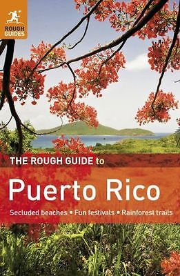 **NEW** - The Rough Guide to Puerto Rico (Paperback) 1405382619