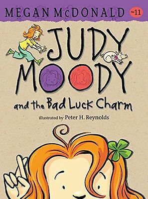 **NEW** - Judy Moody and the Bad Luck Charm (Paperback) 1406344192