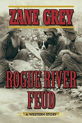**NEW** - Rogue River Feud: A Western Story (Paperback) 1634505034