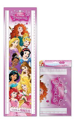 Disney Princess (I Am A Princess) 1.6 Metre Height Chart/wall Poster By Pyramid