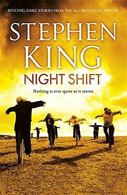 **NEW** - Night Shift (Paperback) 1444723197