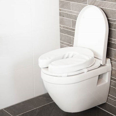 Padded Raised Toilet Seat - PR50646