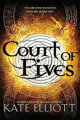 **NEW** - Court of Fives (Hardcover) 0316364193