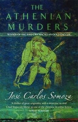 The Athenian Murders by Jose Carlos Somoza Paperback Book