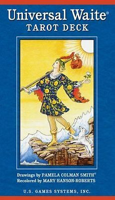 **NEW** - Universal Waite Tarot Cards (Cards) 0880794968