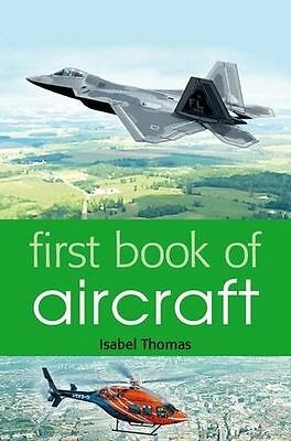 **NEW** - First Book of Aircraft (Paperback) 1408192934