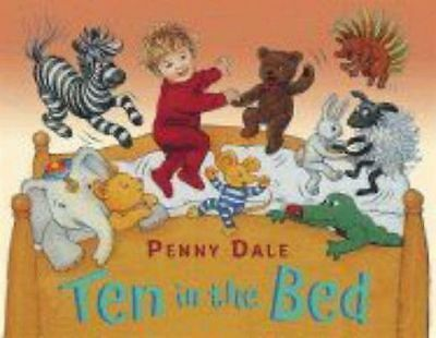 **NEW** - Ten in the Bed (Board book) 1406309613