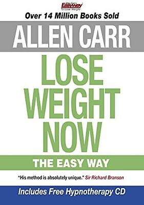 **NEW** - Lose Weight Now: The Easy Way (Paperback) 1848377207