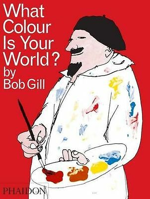 **NEW** - What Colour is Your World? (Hardcover) 0714848506